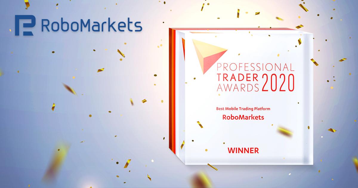 Professional Traders Named RoboMarkets Mobile Platform the Best of 2020