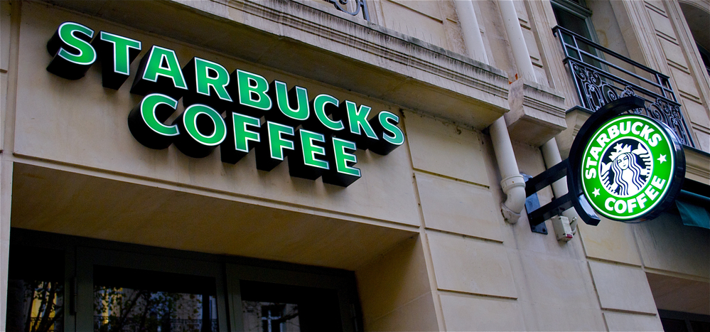 Starbucks Breaks Out To All-Time High