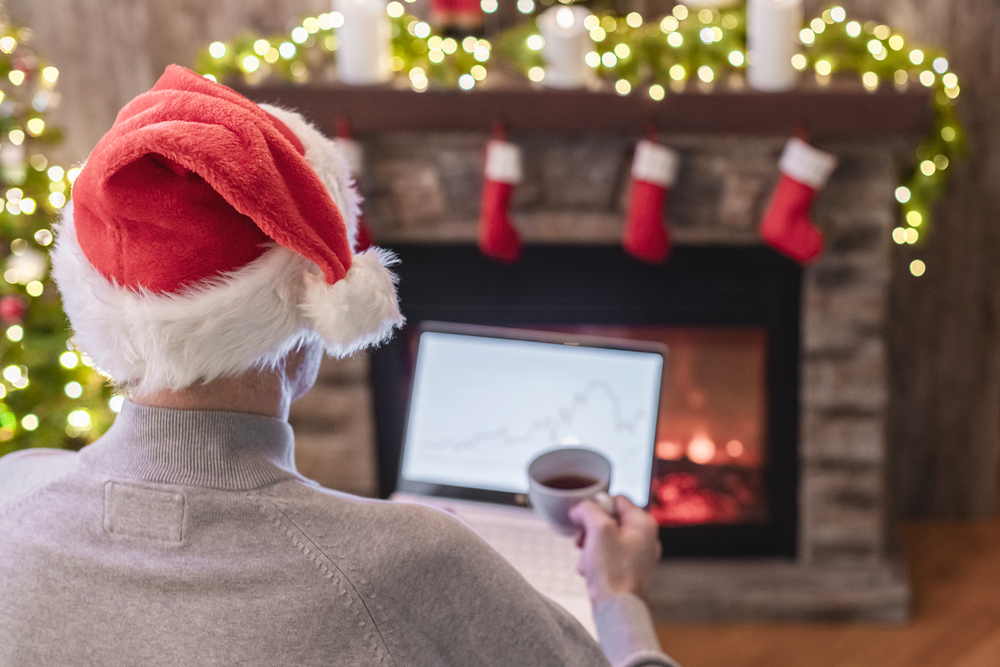 Santa has come Early for the Markets