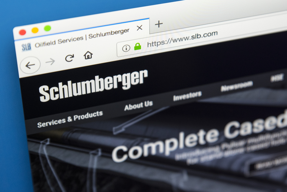 Schlumberger Shares Gain as Earnings Top Estimates