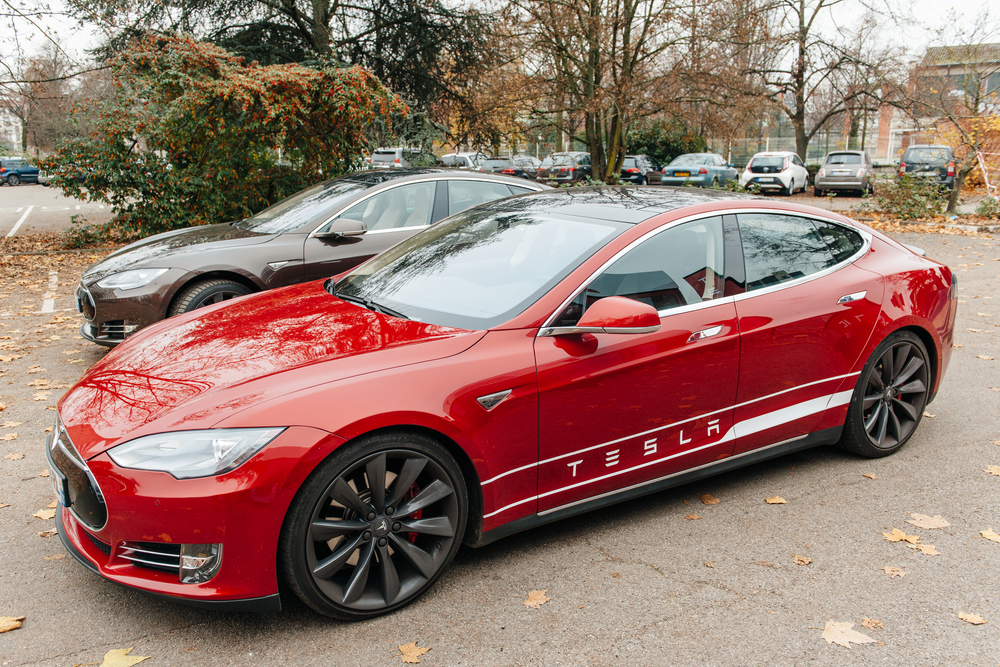 Has Tesla Topped Out?