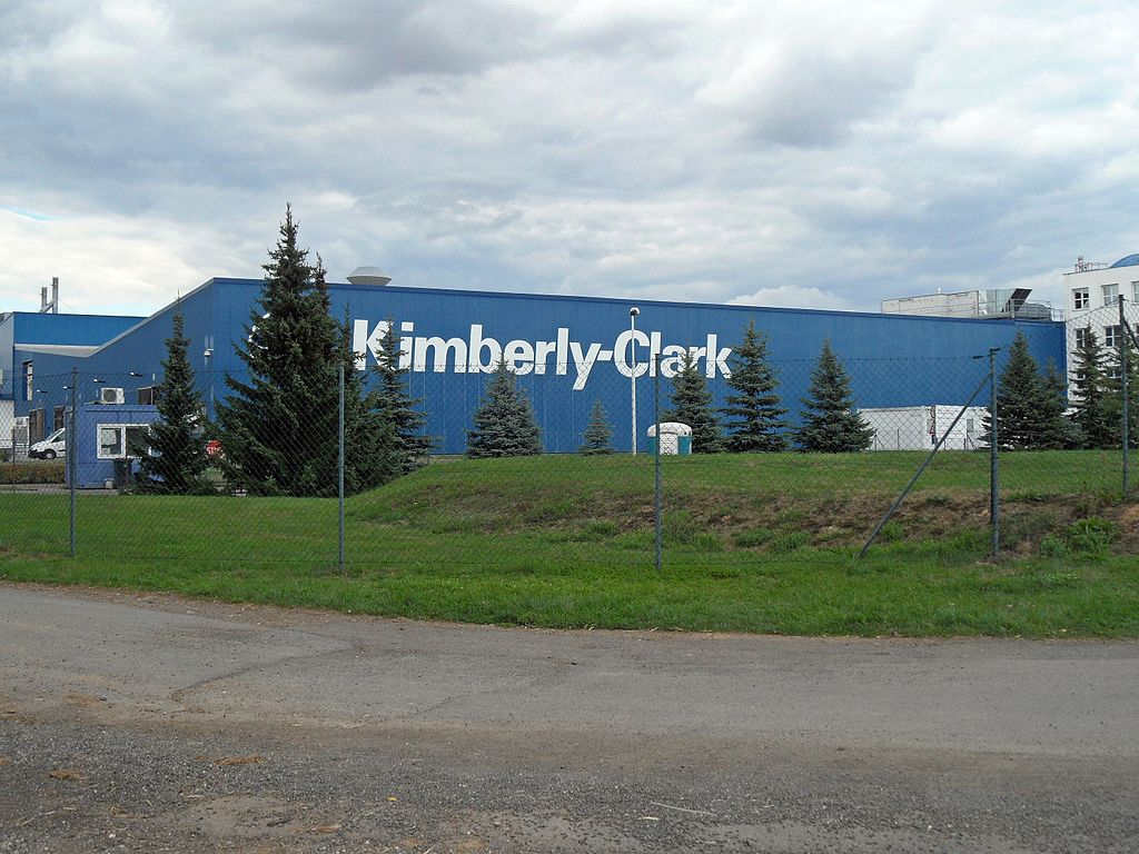 Kimberly-Clark Shares Slump About 6% as Q1 Earnings Disappoint