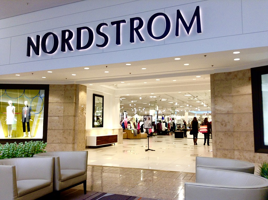 Nordstrom Shares Slump About 3% on Disappointing Holiday Season Sales
