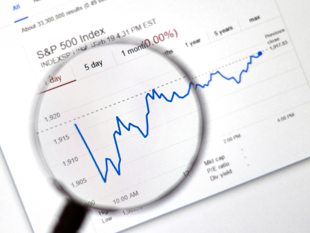 Can the S&P500 Reach Around 3770 before Moving to 4000?