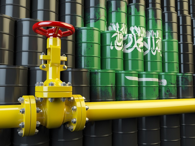 Saudi Surprise Sends Oil Soaring