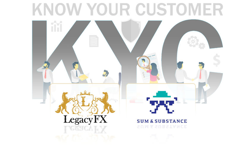 LegacyFX Partners With Sum And Substance Ltd.