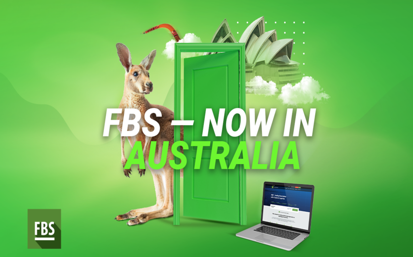 FBS International Forex Broker Is Coming To Australia