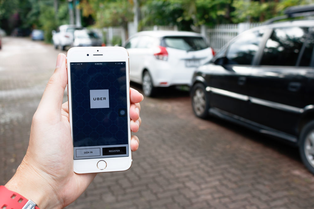 Uber Near All-Time High Ahead of Report