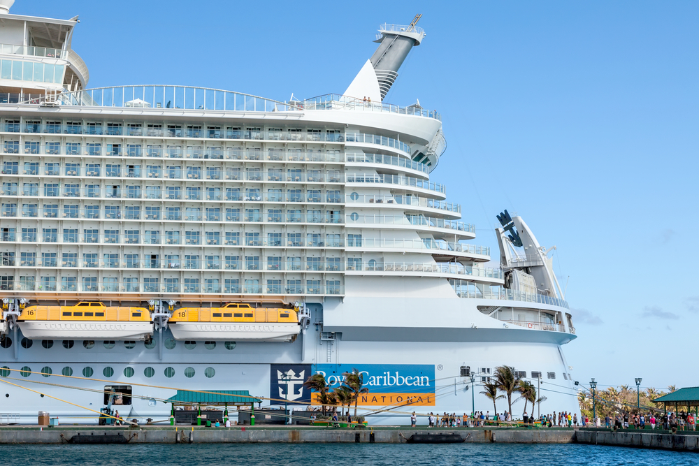 Royal Caribbean Sails Toward 12-Month High as Earnings Top Forecasts