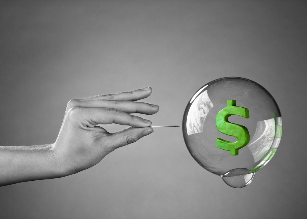 Bubblicious Asset Prices, Debt Dependency, Economic Collapse