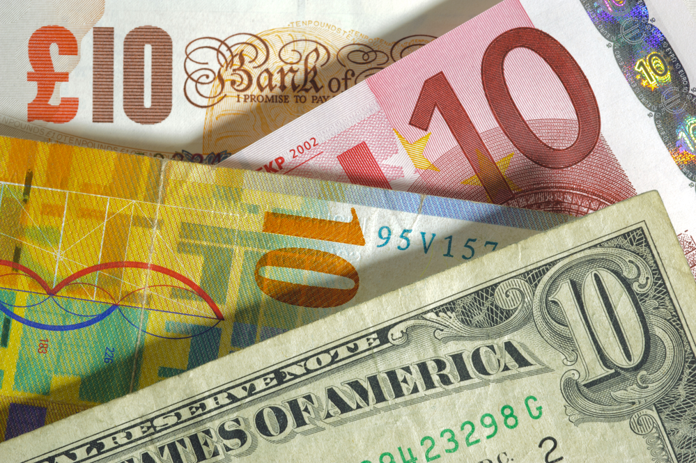 Economic Data Puts the EUR, the Loonie, the Pound, and the Greenback in the Spotlight