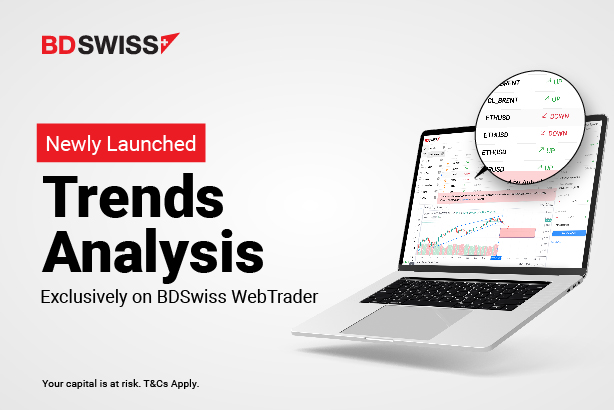 BDSwiss Group Launches Bespoke Trends Analysis Tool Exclusively On Its WebTrader Platform