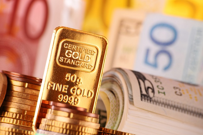 Gold Futures Lag Far Behind the Other Three Precious Metals in Trading Today