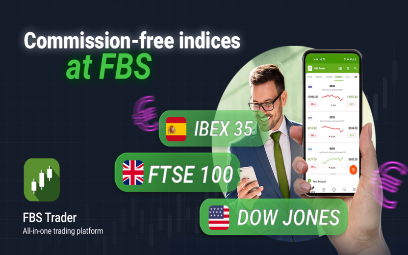 Commission-Free Indices At FBS