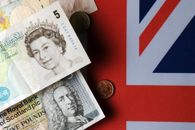GBP/USD Price Forecast – British Pound Trying to Recover Again