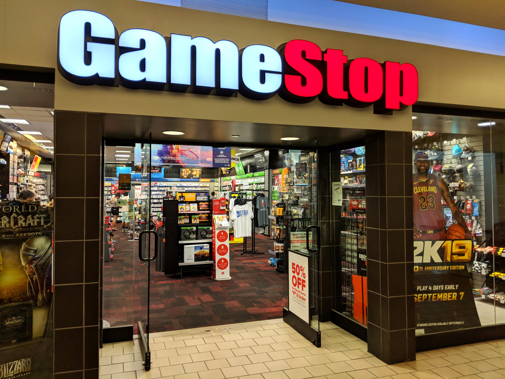 GameStop Surges After Tapping Tech Tycoon to Lead Digital Shift