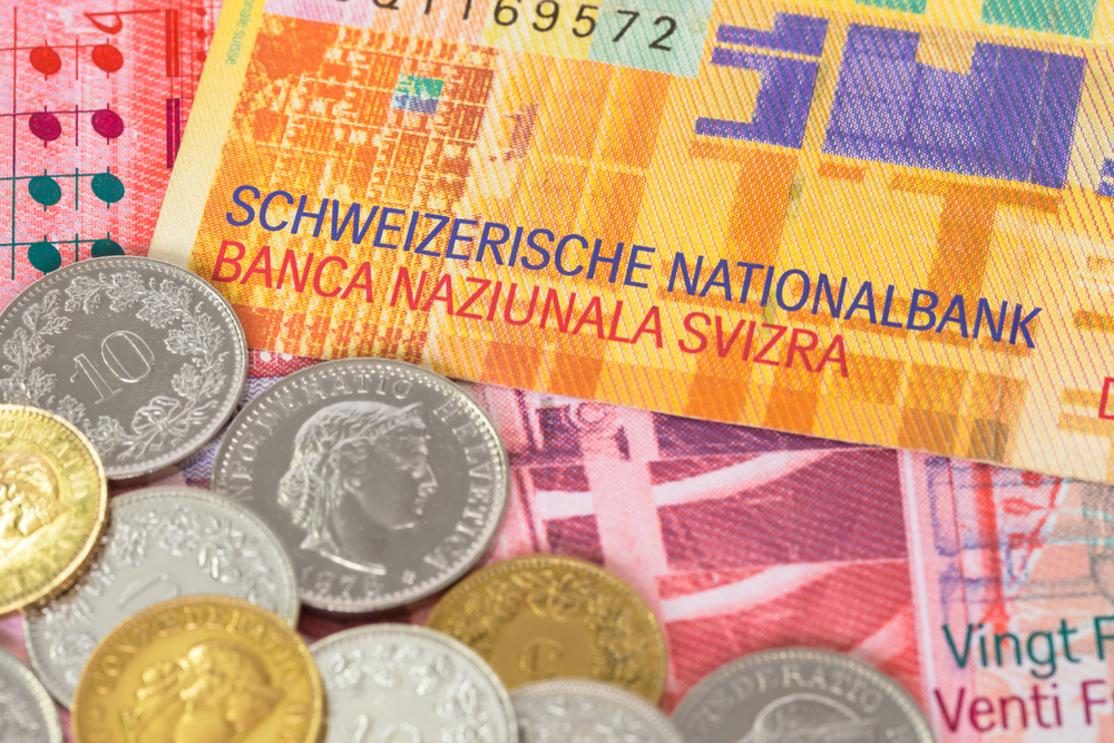 USDCHF Analysis: Swiss Franc Weakens Ahead of FOMC