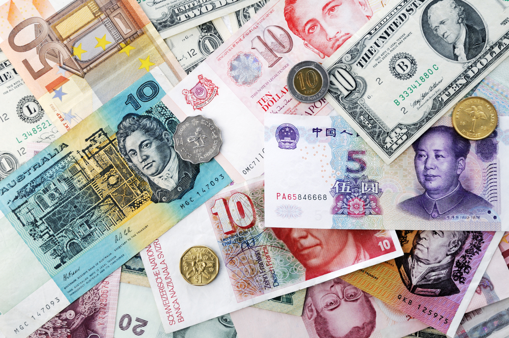 March 4th 2021: Dollar Modestly Higher; Japanese Yen Touches Seven-Month Lows
