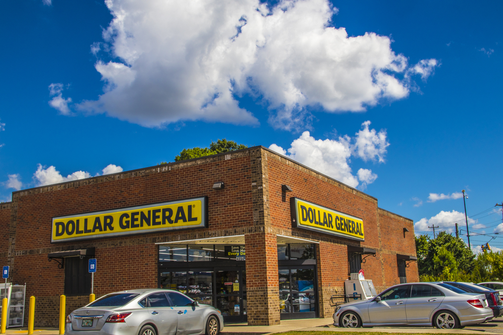 Why Shares Of Dollar General Are Down By 5% Today?
