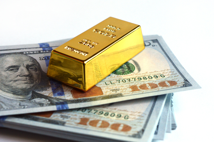 GOLD Selling Continues as the Price is Sold on Rallies