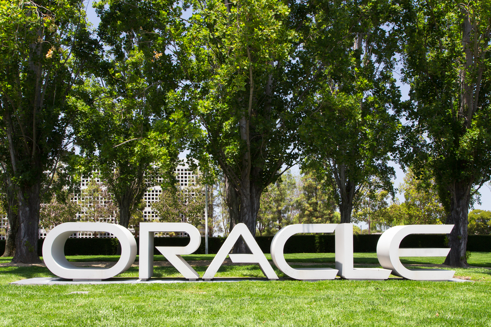 Why Shares Of Oracle Are Down By 8% Today?