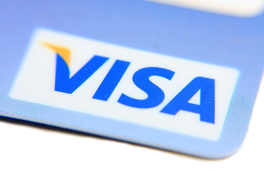 Visa Rallies to All-Time High