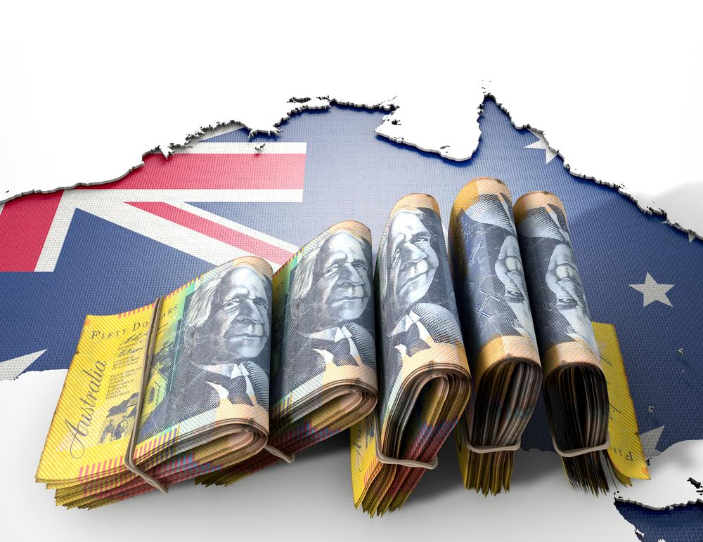 Australian Dollar On The Rise