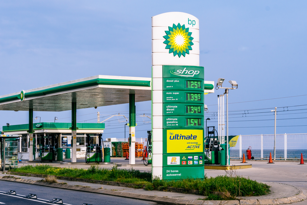 Why Shares Of BP Are Up By 4% Today?
