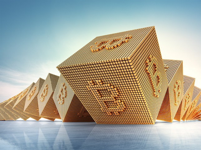 Bitcoin Bullish Bounce at 61.8% Fib Indicates Complex Wave 4 Pattern