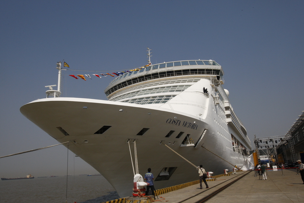Why Shares Of Carnival Corporation Are Up By 5% Today?