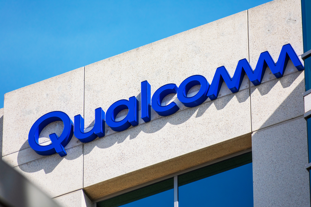 Qualcomm Jumps after Sales Surge 52%