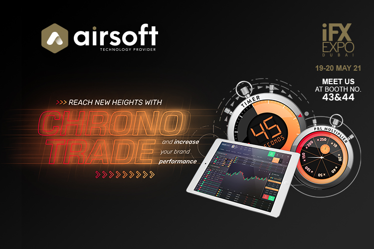 Sponsors Airsoft Will Showcase CHRONO Trade At iFX EXPO Dubai