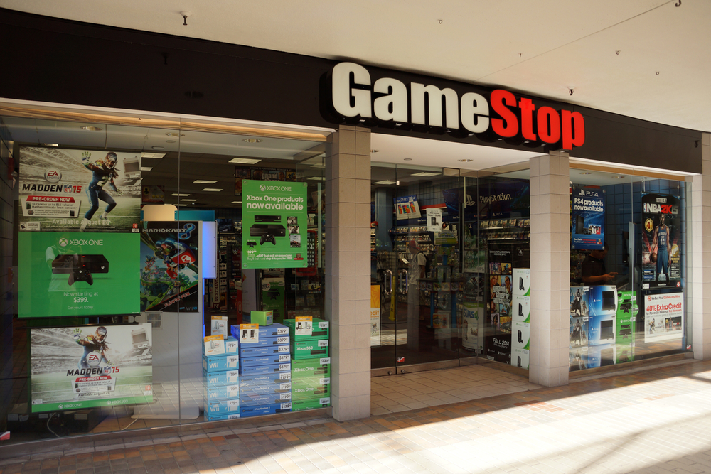 Why Shares Of GameStop Are Under Pressure Today?