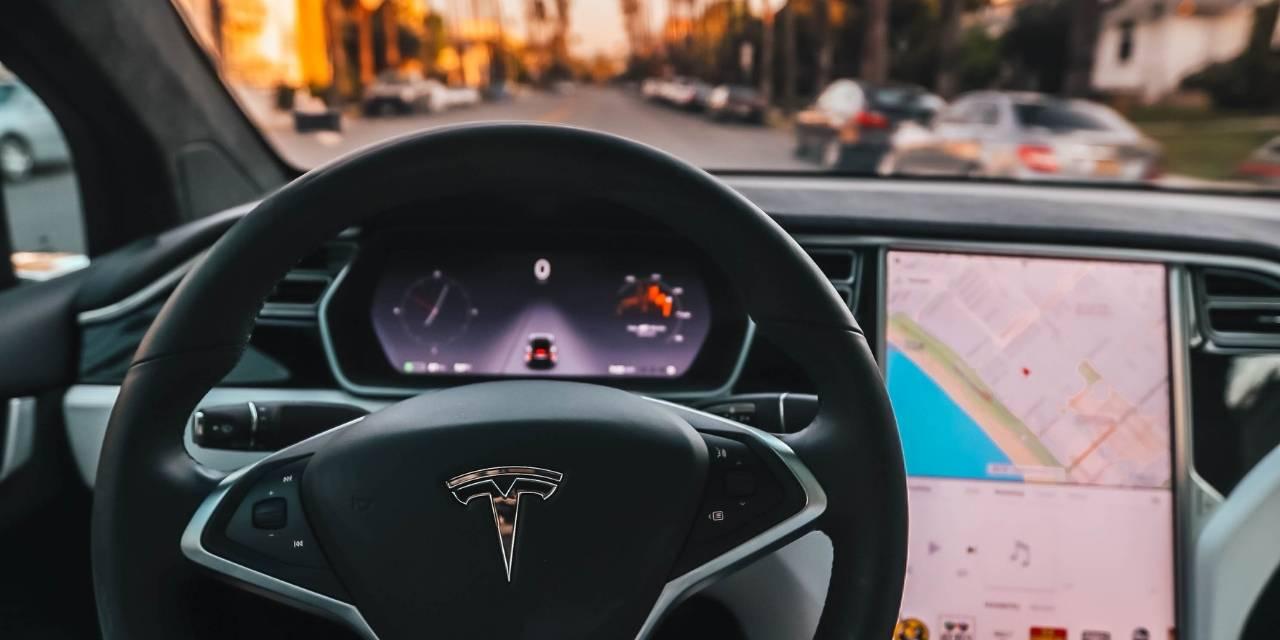 Tesla Trading Idea with ETP; Break to $1,111.50