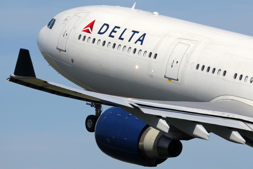 Why Delta Stock Moved To Monthly Highs Today