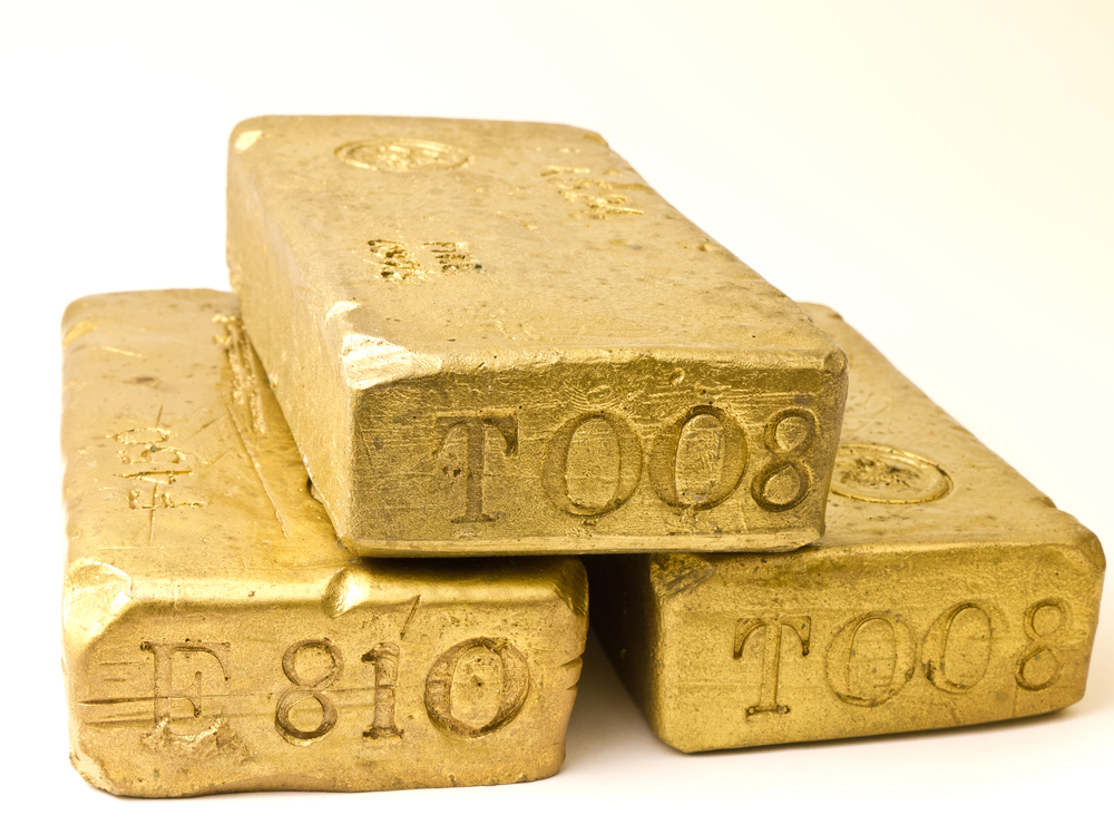 Gold Rallies But At Least For Now Fails To Trade Above Resistance