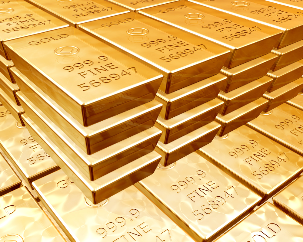 Gold: First Steps Down in the Short Term