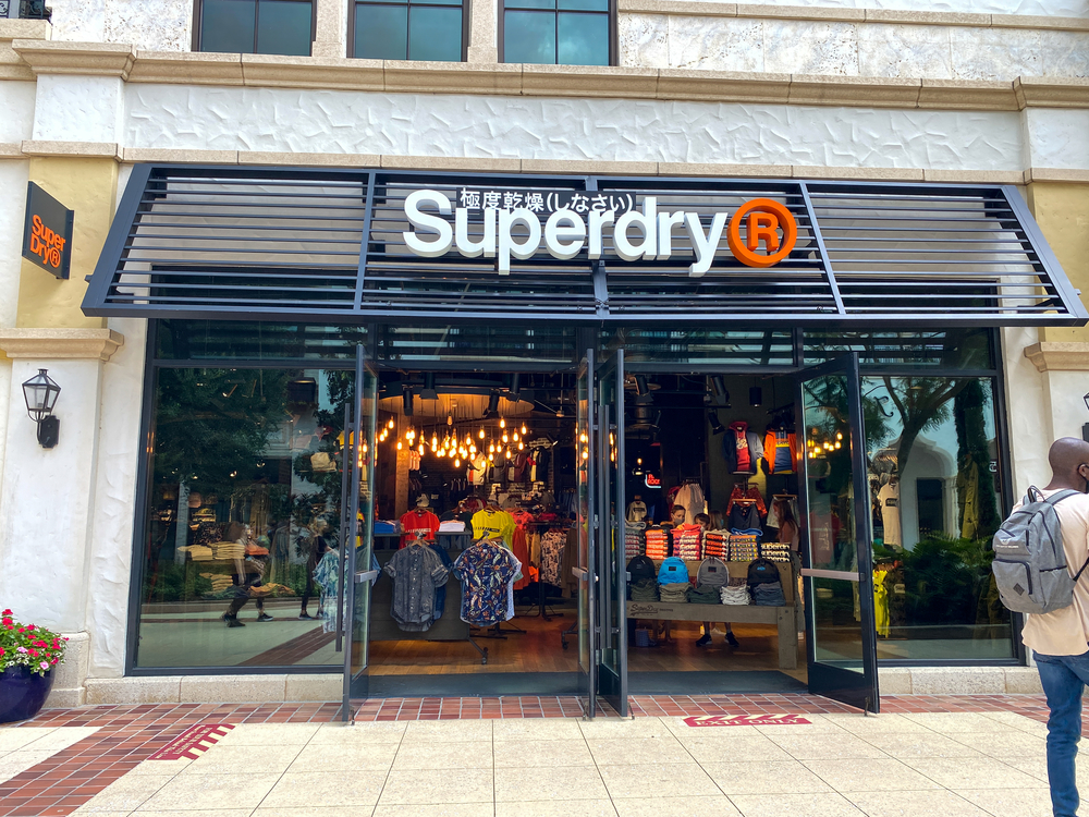 Superdry Sees 'Light at End of Tunnel' as Returns to Growth in Q4