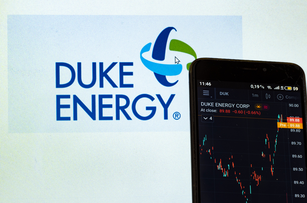 Duke Energy Surges Higher After Earnings Top Expectations