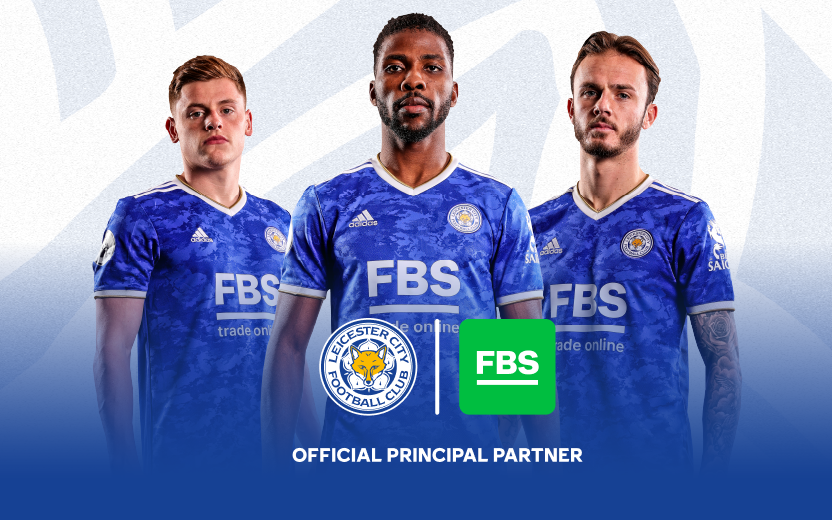 LEICESTER CITY AND FBS ANNOUNCE RECORD NEW PRINCIPAL CLUB PARTNERSHIP