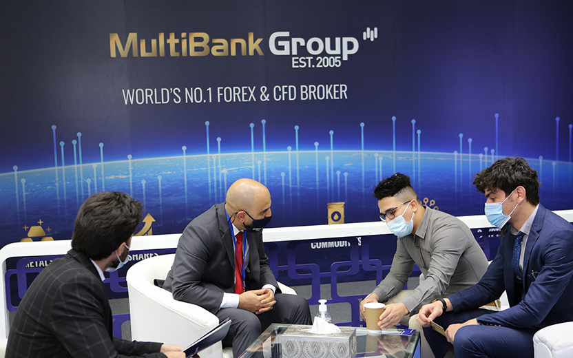 MultiBank Group Is Participating In iFX EXPO 2021 As An Elite Sponsor