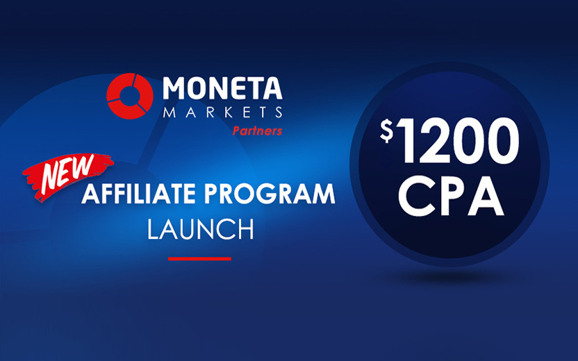 Moneta Markets Launch Revamped Affiliate Partner Program!