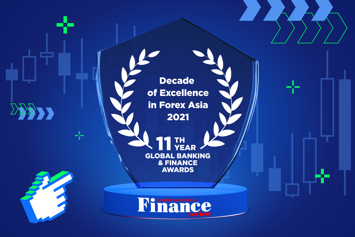 OctaFX Receives the 'Decade of Excellence in Forex Asia' Award for 2021
