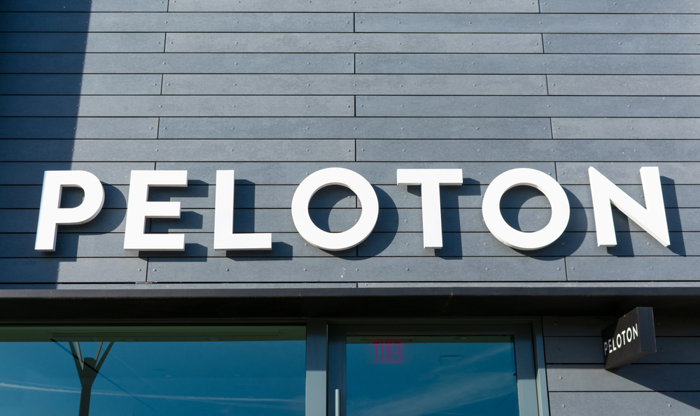Why Shares Of Peloton Are Up By 5% Today?