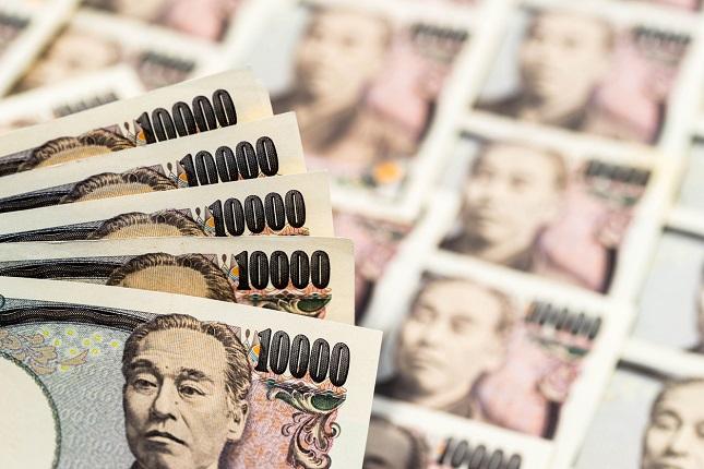 USD/JPY Bearish ABC Pattern in Wave 4 Respects 50% Fib