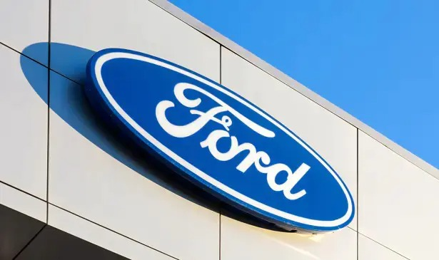Ford Motor Trading at Five-Year High