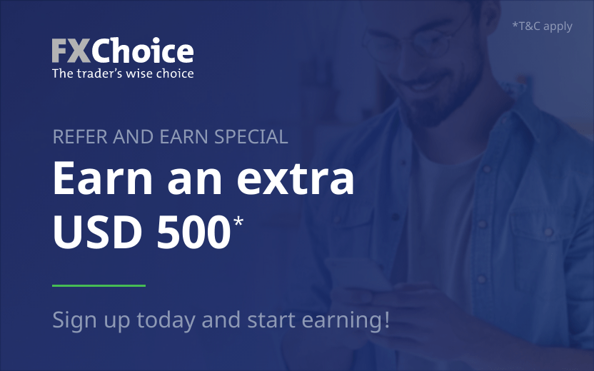 FXChoice Adds $500 Bonanza To Its Refer-And-Earn Programme