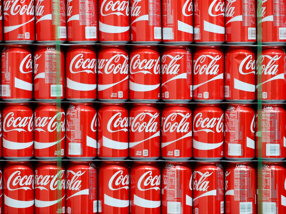 Coca-Cola Perfectly Positioned for Breakout