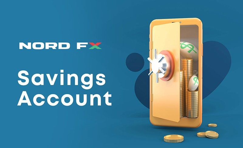 New NordFX Savings Account: Investment Income Plus Trading Income
