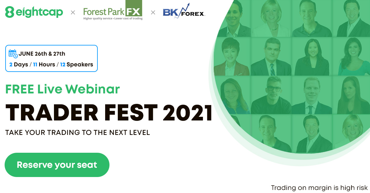 TraderFest 2021 – A Trading Event To Remember